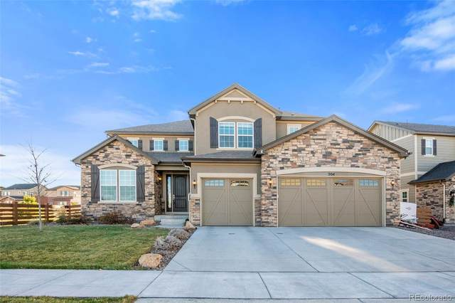 204 Horizon Avenue, Erie, CO 80516 (MLS #3330236) :: Bliss Realty Group