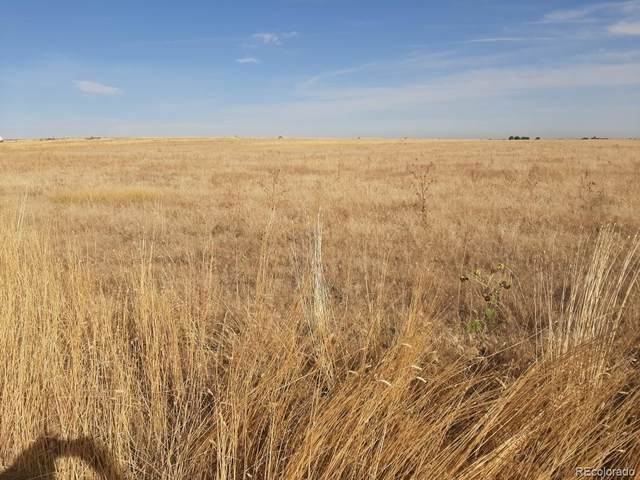 Lot A County Road 6, Keenesburg, CO 80643 (#3330257) :: The DeGrood Team