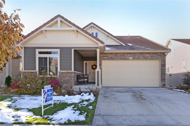 5122 Silverwood Drive, Johnstown, CO 80534 (#3330489) :: Wisdom Real Estate