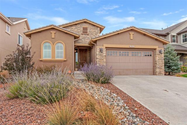 9172 Lizard Rock Trail, Colorado Springs, CO 80924 (#3330510) :: Ben Kinney Real Estate Team