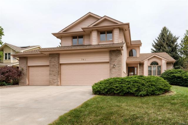 748 Rochelle Circle, Fort Collins, CO 80526 (MLS #3330868) :: 8z Real Estate