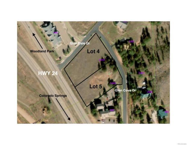 780 Sun Valley Drive, Woodland Park, CO 80863 (#3331140) :: Venterra Real Estate LLC