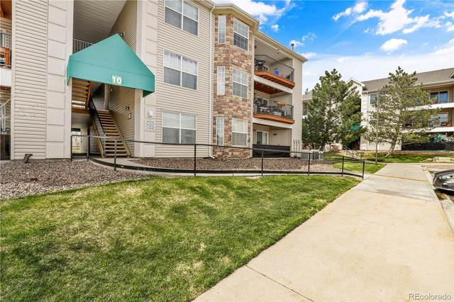 12288 W Dorado Place #201, Littleton, CO 80127 (#3331560) :: Kimberly Austin Properties