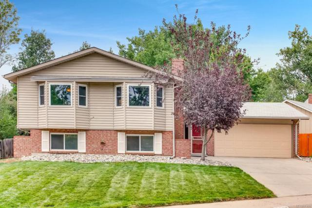 6925 S Wadsworth Court, Littleton, CO 80128 (#3331620) :: Structure CO Group