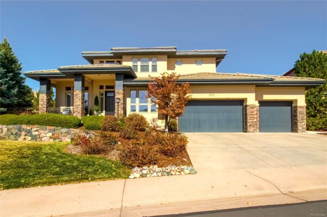 9121 E Lost Hill Drive, Lone Tree, CO 80124 (#3331809) :: HomeSmart Realty Group