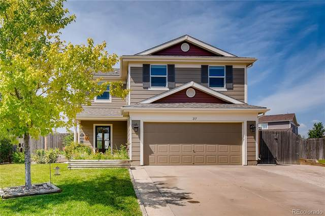 217 Silver Spur Court, Lochbuie, CO 80603 (#3331888) :: Re/Max Structure