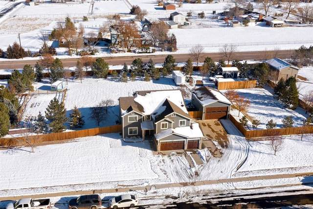11680 Paris Street, Commerce City, CO 80640 (#3332231) :: The HomeSmiths Team - Keller Williams