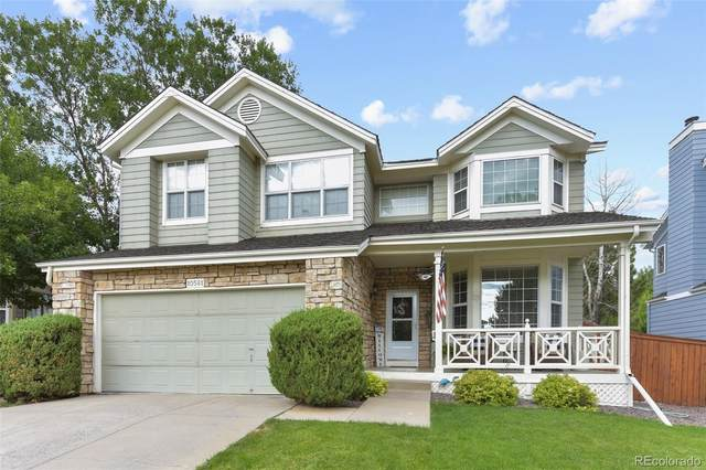 10561 Stoneflower Drive, Parker, CO 80134 (#3332590) :: Kimberly Austin Properties