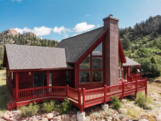296 Cedar Bluff Drive, Cotopaxi, CO 81223 (MLS #3332968) :: 8z Real Estate