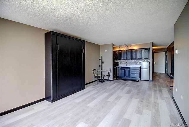 1020 15th Street 22B, Denver, CO 80202 (#3333059) :: Finch & Gable Real Estate Co.