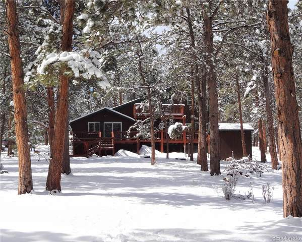 5518 County Road 72, Bailey, CO 80421 (#3333084) :: My Home Team