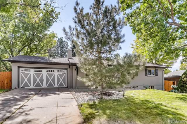 8362 E Lehigh Drive, Denver, CO 80237 (#3333500) :: The HomeSmiths Team - Keller Williams