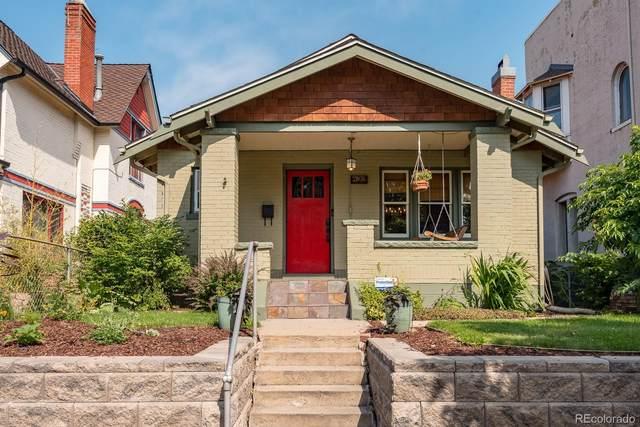432 Bannock Street, Denver, CO 80204 (MLS #3334041) :: 8z Real Estate