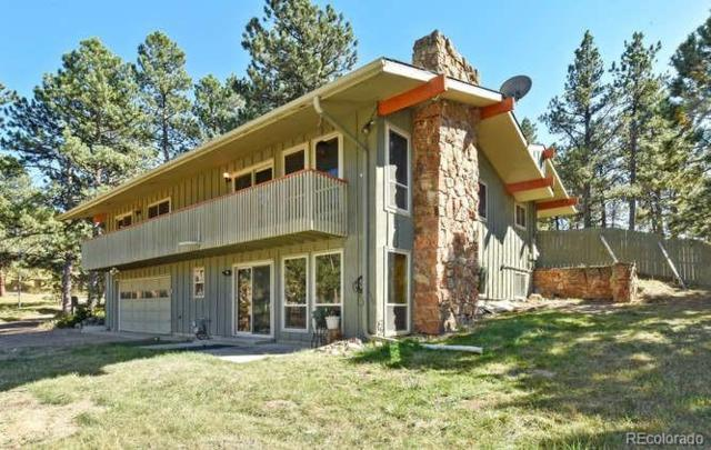5393 S Pine Road, Evergreen, CO 80439 (#3334767) :: The City and Mountains Group