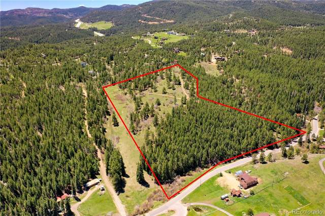 TBD-1 N Turkey Creek Road, Morrison, CO 80465 (MLS #3334838) :: Clare Day with LIV Sotheby's International Realty