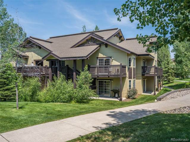 3425 Covey Circle #6, Steamboat Springs, CO 80487 (#3335011) :: Wisdom Real Estate