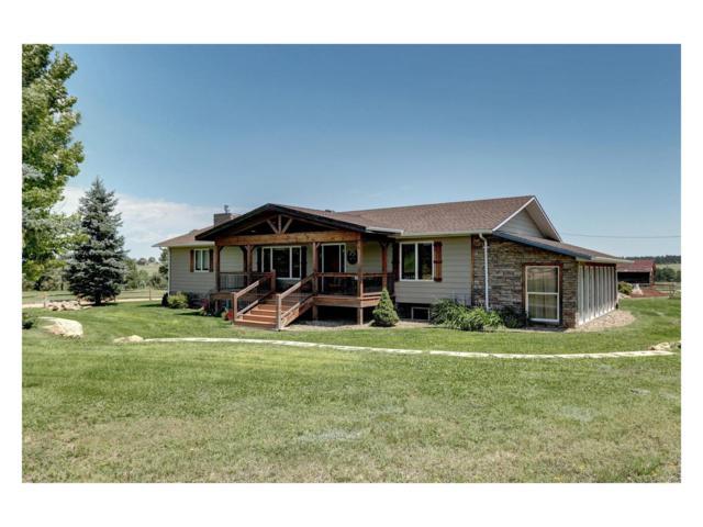 23720 County Road 61, Elbert, CO 80106 (MLS #3335140) :: 8z Real Estate