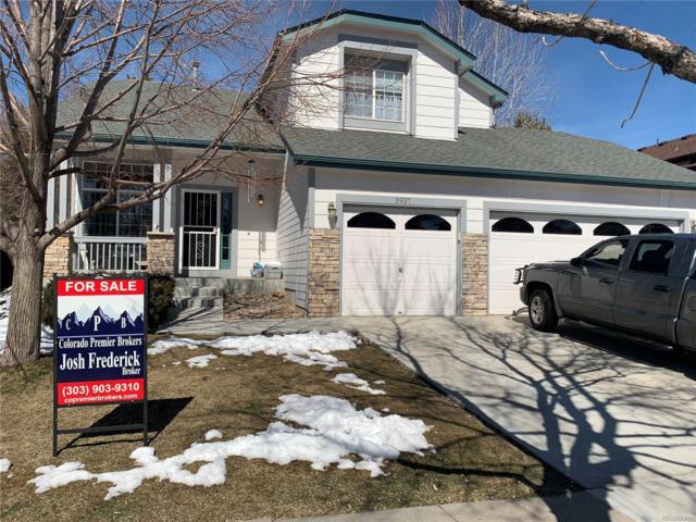 5937 W Ida Drive, Littleton, CO 80123 (MLS #3335419) :: 8z Real Estate
