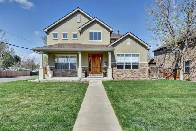 2691 S Williams Street, Denver, CO 80210 (#3335442) :: Wisdom Real Estate