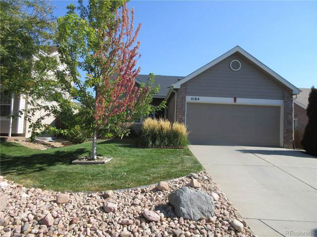 4164 S Ireland Court, Aurora, CO 80013 (MLS #3335648) :: Kittle Real Estate
