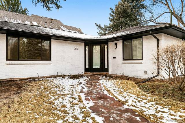755 S Milwaukee Street, Denver, CO 80209 (#3335688) :: The HomeSmiths Team - Keller Williams