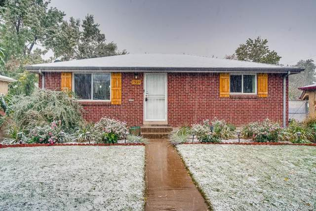 1921 S Dahlia Street, Denver, CO 80222 (MLS #3335732) :: Neuhaus Real Estate, Inc.