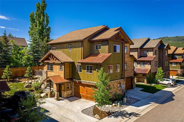 451 Willett Heights Court #24, Steamboat Springs, CO 80487 (#3335830) :: Bring Home Denver with Keller Williams Downtown Realty LLC