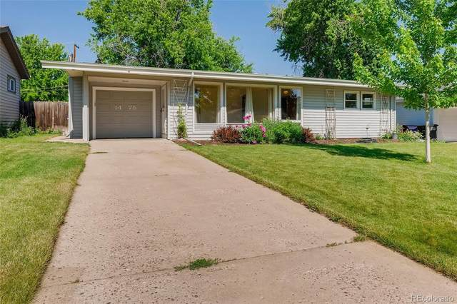 1475 S Ivy Way, Denver, CO 80224 (#3335837) :: The DeGrood Team