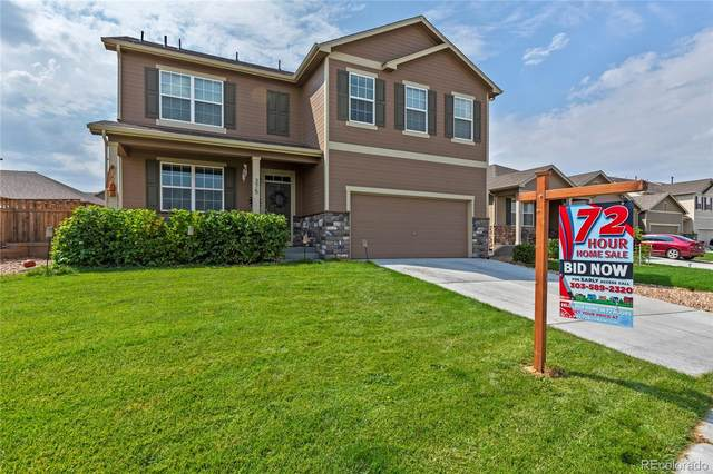 375 Jewel Street, Lochbuie, CO 80603 (#3335913) :: The DeGrood Team