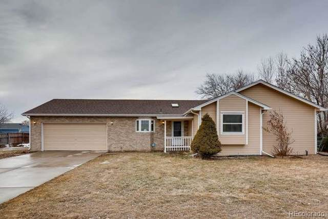 3925 Belmont Avenue, Evans, CO 80620 (#3335947) :: The DeGrood Team