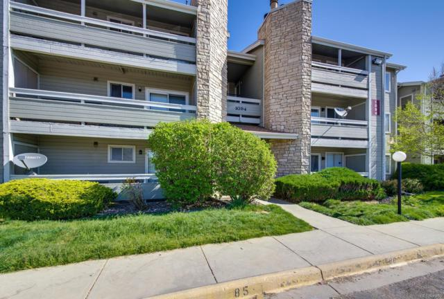 1094 S Dearborn Street #203, Aurora, CO 80012 (#3336442) :: HomePopper