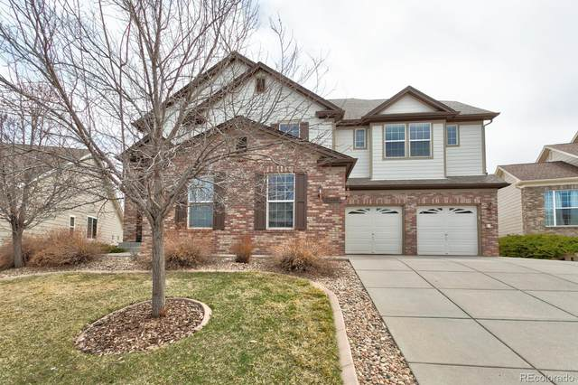 23640 E Maple Hills Avenue, Parker, CO 80138 (#3336578) :: The HomeSmiths Team - Keller Williams