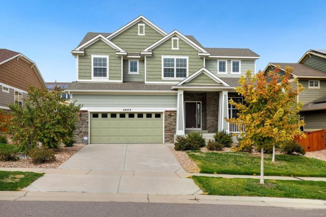 24373 E Dorado Place, Aurora, CO 80016 (#3336715) :: The Galo Garrido Group