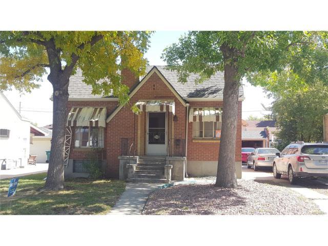 3708 Ames Street, Wheat Ridge, CO 80212 (#3336837) :: The Peak Properties Group