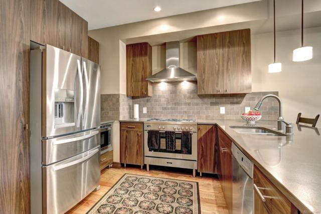 389 Clarkson Street, Denver, CO 80218 (#3336897) :: The HomeSmiths Team - Keller Williams
