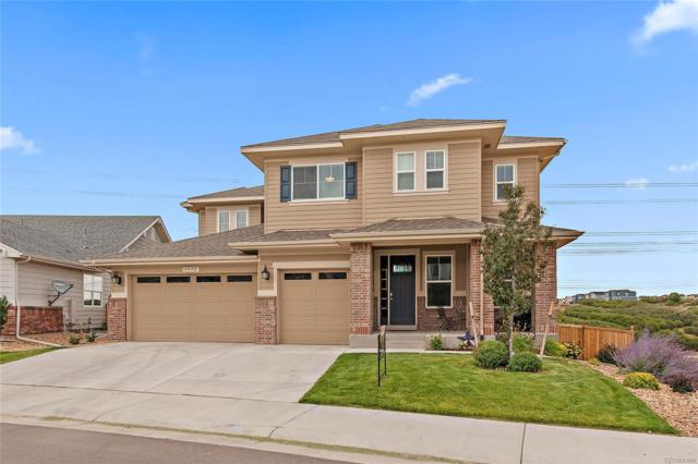 1572 Mcmurdo Trail, Castle Rock, CO 80108 (#3337139) :: Group 46:10 - Denver