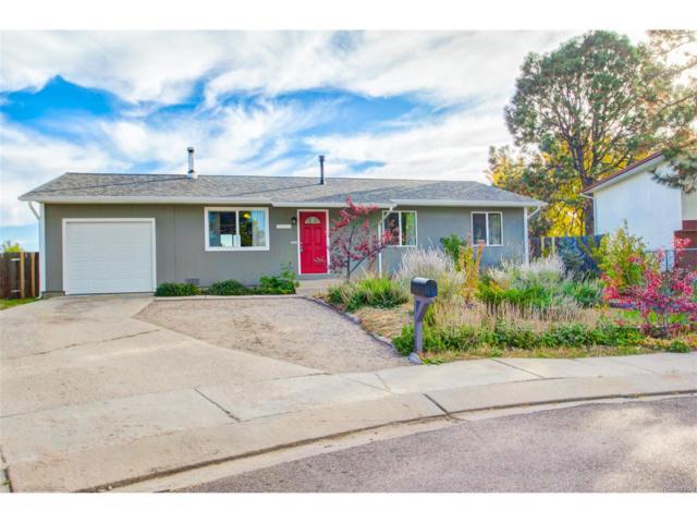 5036 Old Fountain Boulevard, Colorado Springs, CO 80916 (#3337375) :: The Peak Properties Group