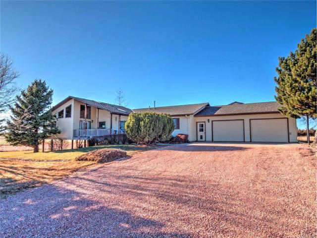 13597 County Road 141, Simla, CO 80835 (#3338252) :: The Peak Properties Group