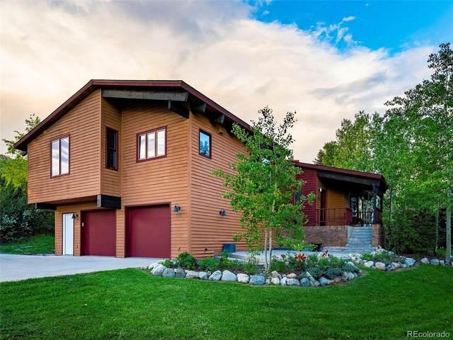 1755 Fish Creek Falls Road, Steamboat Springs, CO 80487 (MLS #3338273) :: Kittle Real Estate