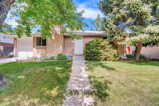 5557 S King Street, Littleton, CO 80123 (MLS #3338287) :: 8z Real Estate
