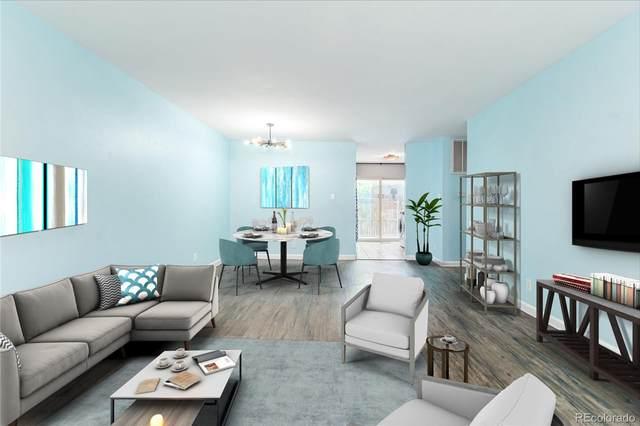 6495 E Happy Canyon Road #82, Denver, CO 80237 (#3338697) :: Venterra Real Estate LLC