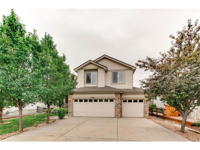 9796 S Crystal Lake Drive, Littleton, CO 80125 (MLS #3338783) :: 8z Real Estate