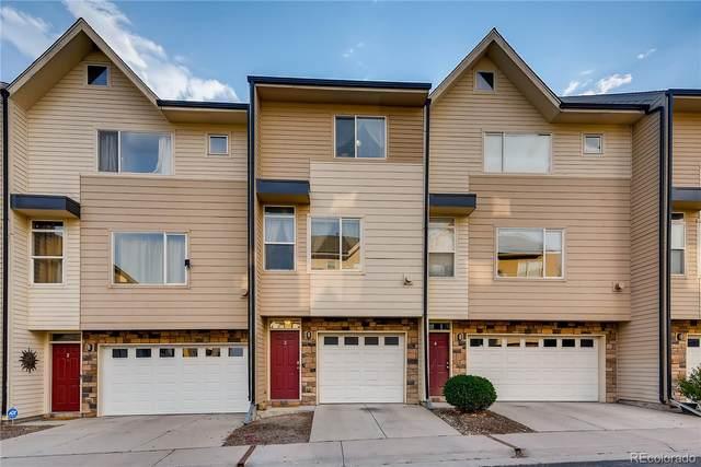 8751 Pearl Street O3, Thornton, CO 80229 (#3339162) :: The Griffith Home Team