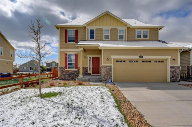 8385 Grasslands Way, Parker, CO 80134 (MLS #3339379) :: 8z Real Estate