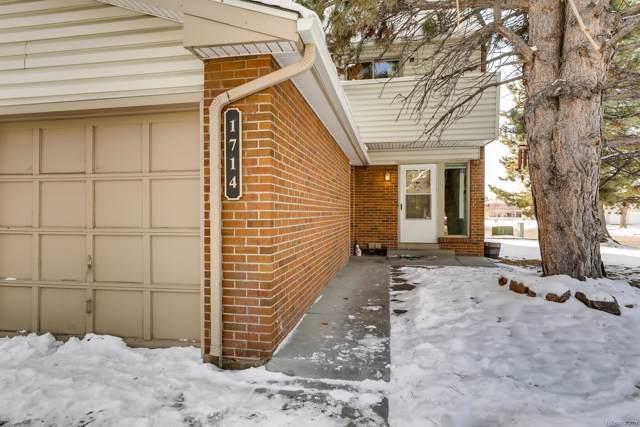 1714 Elis Circle, Lafayette, CO 80026 (#3339474) :: HomeSmart Realty Group