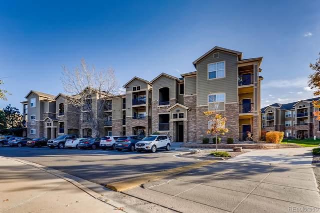 17346 Nature Walk Trail #301, Parker, CO 80134 (#3339599) :: Real Estate Professionals
