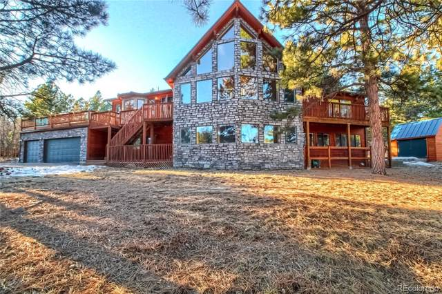 7317 Fremont Place, Larkspur, CO 80118 (MLS #3339656) :: 8z Real Estate