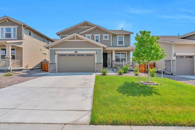15826 Red Bud Drive, Parker, CO 80134 (#3339784) :: The DeGrood Team