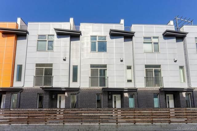 1815 Irving Street, Denver, CO 80204 (MLS #3339859) :: 8z Real Estate