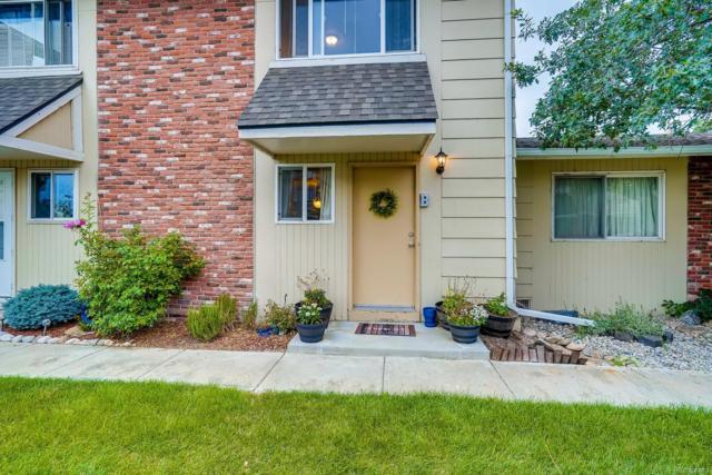 2279 Coronado Parkway B, Denver, CO 80229 (MLS #3340011) :: 8z Real Estate
